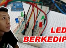 #1 Belajar Arduino   Cara Membuat Led Berkedip