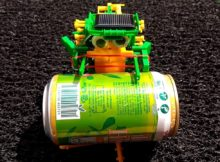 6-in-1 Solar Robot (Drummer Robot)
