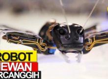 7 ROBOT HEWAN YANG TERCANGGIH  SAAT INI !!