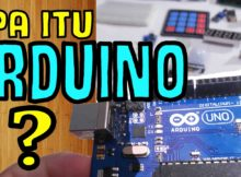 Apa itu Arduino ? Dasar Membuat Robot