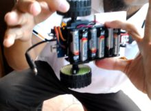 Arduino - Kendaraan Masa Depan