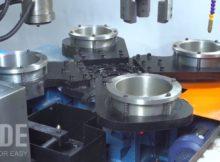 Armature (Rotor) aluminum die casting machine machine