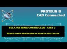 Belajar Mikrokontroler part2 (MEMPROGRAM ATMEGA DENGAN BASCOM AVR)