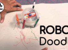 Cara Membuat Robot Sederhana (robot bisa menulis sendiri)