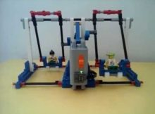 Double swings with LEGO education 9686