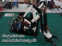 dumy mini arm robot  Kit