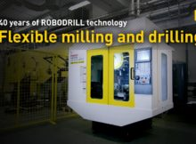 FANUC ROBODRILL - Flexible drilling and milling
