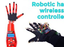 How to Make Robot Hand? | Wireless Controlled with Glove | Mert Arduino and Tech