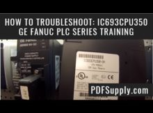 How-To Troubleshoot: IC693CPU350 (GE Fanuc PLC Series Training 90-30 CPU)