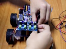 i-Duino R3B Course Online by TESR(Bluetooth IOIO Robot Car)