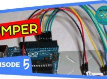 JUMPER WIRE : Tutorial Arduino Bahasa Indonesa Untuk Pemula ~ Kabel dupont Eps. 5
