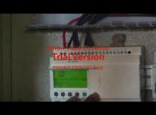 kontrol pintu gerbang otomatis dengan smart relay