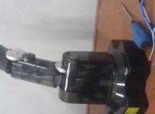 Kontrol Robot Arm dengan Android dan Arduino