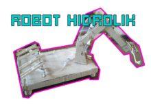 Kreasi Hukum Pascal - Robot Hidrolik