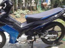Letak nomor chasis dan mesin yamaha jupiterMX 125 cc thn 2010