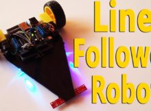 Line Follower | Following Arduino Car with Source Code | Arduino Project