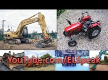 List of Heavy Equipment - Learn Easy English Words - Basic English Words
