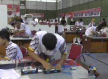 "LKS 2017 Mata Lomba Mechatronics di Surakarta ""PLC Pneumatics"""