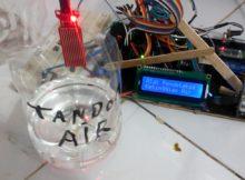 Membuat Alat Pendeteksi Ketinggian Air Menggunakan Arduino --------- NF-308