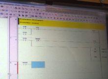 Membuat Program PLC omron CPM2A Star Delta