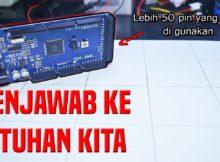 Mengenal Arduino Mega 2560 Indonesia - Menjawab Kebutuhan Kita semua