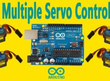 Multiple Servo Control with Arduino Uno R3 | Arduino Tutorial
