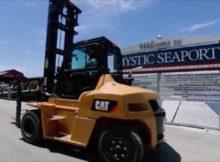 Mystic Seaport's Long History With Cat® Lift Trucks