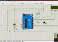 Project Fan berbasis Suhu Lab. Mikrokontroler