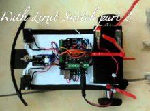 Robot Pencari Api Sederhana  + Arduino Program