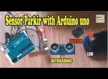 Sensor Parkir | Sensor Ultrasonik with Arduino uno ( Mudah)
