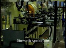 Sibernetik Makine Otomasyon Applications