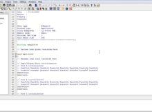 Simulasi pemrograman input dan output#2