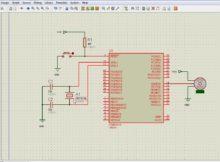 Simulasi pemrograman motor servo#3