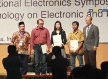 Tahun ke-17 IES, PENS Gandeng IEEE Indonesia (EEPIS Official)