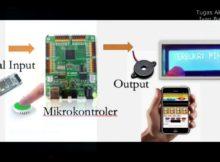 Tugas Akhir Mikrokontroler  LDMicro dan AppInventor via Android - Elektro STT Muttaqien Purwakarta