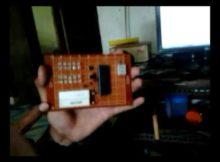 Tugas Mikrokontroler Membuat Aplikasi Lampu Flaser berbasi ATmega 8535