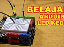Tutorial Arduino 1 - LED Berkedip DFRobot