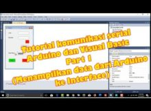 Tutorial Full Komunikasi Serial Mikrokontroler Arduino Dan Visual Basic Part 1