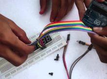 Tutorial membuat Jam Seven Segment Menggunakan Arduino UNO
