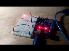 Video Tutorial Kontrol LED Arduino dengan Visual Basic 2010