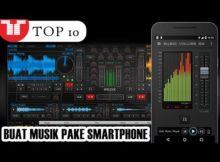 10 Aplikasi Android untuk Membuat Aransemen Musik Sendiri