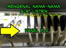 104# Mengenal nama-nama komponen listrik dalam panel PLC