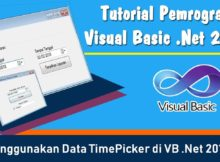 5. Cara Menggunakan Date Time Picker, Menghitung Umur, dan Memfilter Laporan di Visual Basic  Net 20