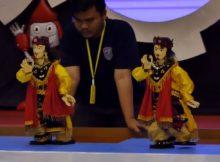 Adu Kreativitas Robotik di Univ  Muhammadiyah Yogyakarta