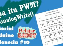 Apa itu PWM? analogWrite - Tutorial Arduino Indonesia #11