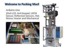 Arduino Packing Machine Module