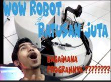 belajar dasar program robotino