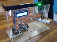 Canggih, kunci pintu dengan android  dan arduino