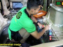 Cara membersihkan interior mobil yang baik dan benar (mastersnow) HD
