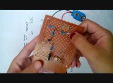 Cara Membuat Alarm sensor Sederhana